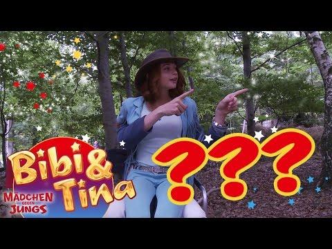 Bibi & Tina - MÄDCHEN GEGEN JUNGS - -Wessen Arme sind das eigentlich?