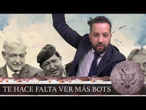 TE HACE FALTA VER MÁS BOTS - EL PULSO DE LA REPÚBLICA