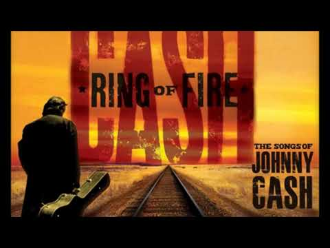 Johnny Cash & Miami Rockets & Nicola Fasano - Ring Of Fire