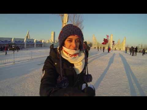 Harbin Travel Vlog | Ice and Snow Sculpture Festival 哈爾濱