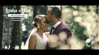 Lenka a Janko - Svadobný videoklip