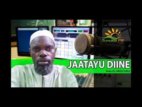 Audio-Jaatayu Diine avec Imam Elhadji Sall