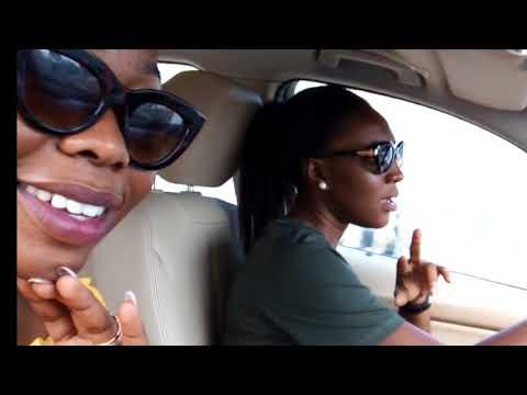 LAST DAYS VLOG! TOSIN TAKES GHANA WITH SHEA MOISTURE