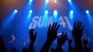 Sum 41 - Reason to believe + Motivation + Over My Head + The Hell song (Argentina - 13/12/15)