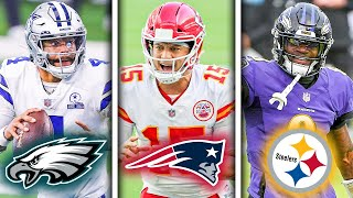 Every NFL Team's MOST HATED Rival Right Now