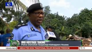 News Across Nigeria: Kogi Assembly Members Engage Police
