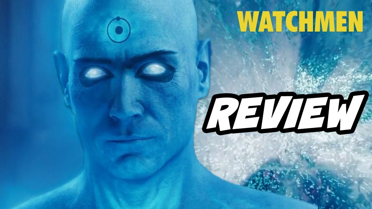 HBO's Watchmen TV series: Early reviews, first episode airs Sunday night