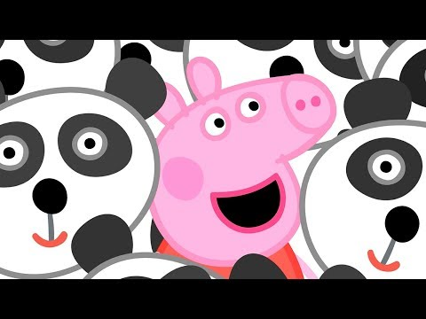 Peppa Pig Full Episodes | The Fun Fair | Cartoons for Children