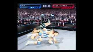 WWF Smackdown 2 PS1 All Finishers