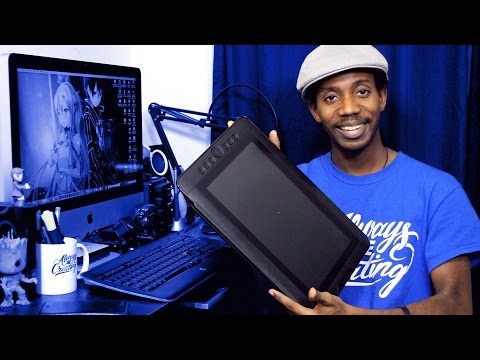 Download Wacom Cintiq Alternative | Artisul D13 Drawing Tablet Images