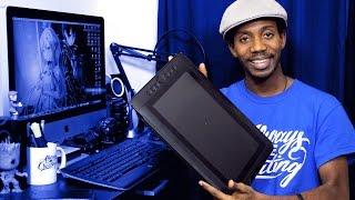 Wacom Cintiq Alternative Artisul D13 Drawing Tablet