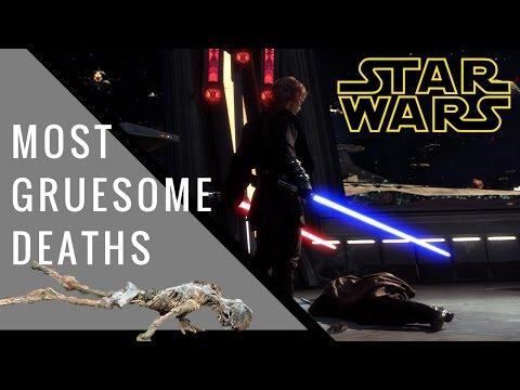 5 Most Brutal Deaths | Star Wars Ranked