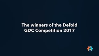 Showcase Winners Defold GDC 2017