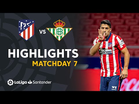 Atletico Madrid Betis Goals And Highlights