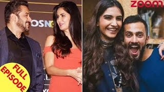 Salman & Katrina To Host 'Bigg Boss 12'? | Sonam To Move To London Post Marriage With Anand & More