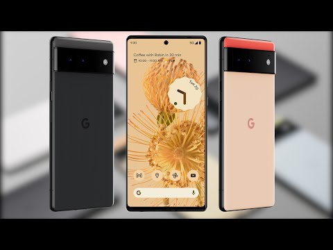 Download Google Pixel 6 and Pixel 6 Pro get official