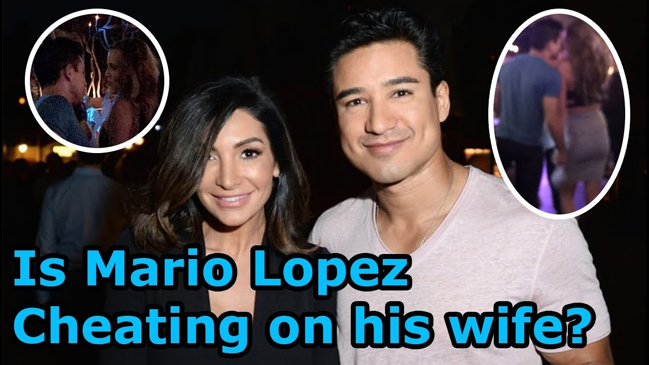 Did Mario Lopez Cheat on his Wife?? - Truth behind the Story 2017 ...