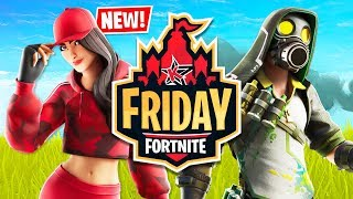 Friday Fortnite $10,000 Tournament! (Fortnite Battle Royale)