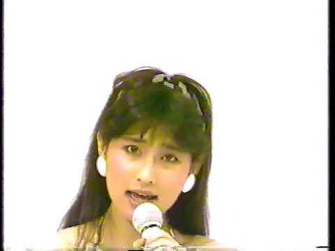 일본인가수 Chie Kobayashi (小林千絵 )- Hotel OSAKA ホテルOSAKA) (Stereo) 1985