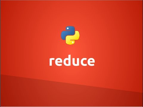 reduce function in Python