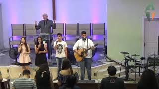 Culto Vespertino - 13/10/2019 - Rev. Robson Ramalho