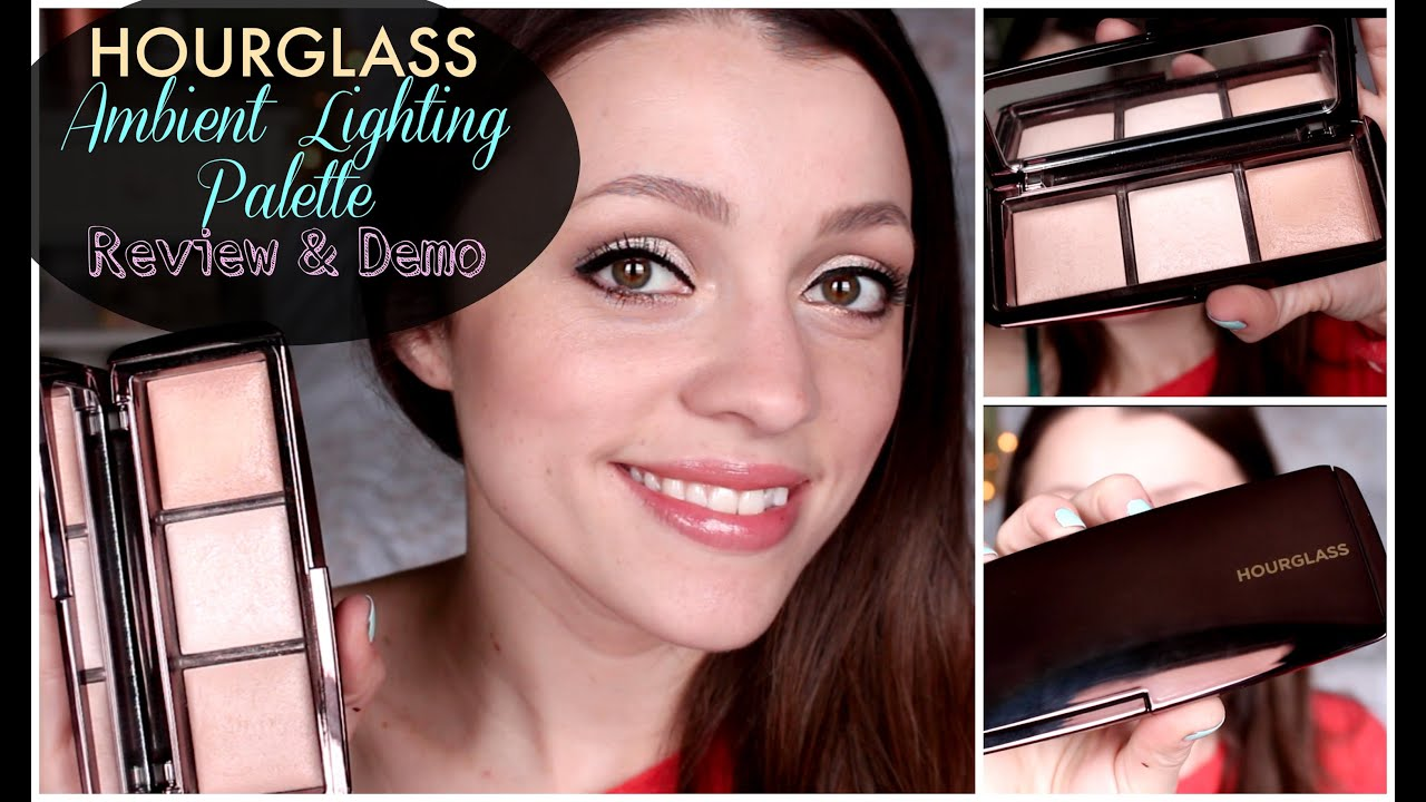 hourglass ambient lighting palette review demo dupe. Black Bedroom Furniture Sets. Home Design Ideas