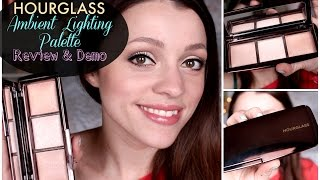Hourglass Ambient Lighting Palette | Review/Demo/Dupe