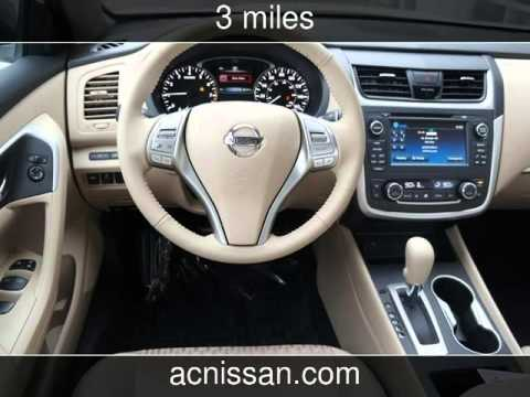 2016 nissan altima 2.5 sv new cars - wood river,il - 2016-02-01