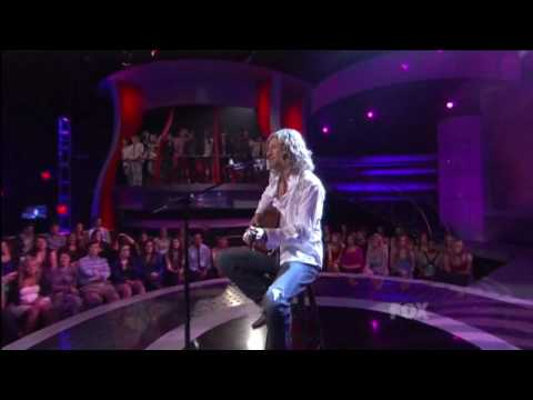 American Idol 9 TOP 24 - Casey James - Heaven [HD]