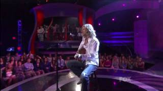 American Idol 9 TOP 24 - Casey James - Heaven [HD] YouTube Videos