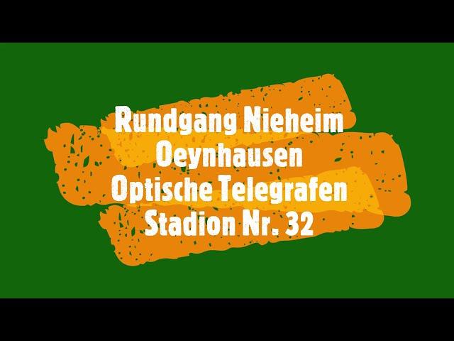 Rundgang Nieheim Oeynhausen Optische Telegrafen Station Nr. 32