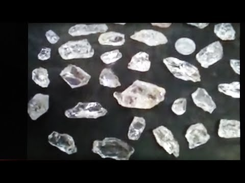 Quest 4 Treasure vid 7  California Diamonds!   By: Quest For Details