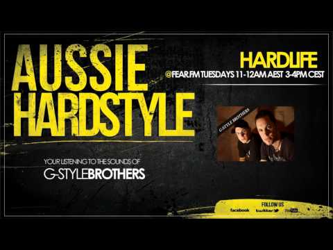 Week #43 - G-Style Brothers on Fear.FM - Aussie Hardstyle Radio