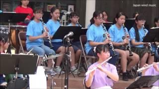【吹奏楽】Let's Swing(レッツスウィング)《さいたま市立常盤中学校吹奏楽部》