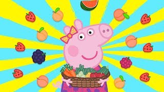Peppa Pig - Picnic! Counting for Kids 1, 2 3 - Learning with Peppa Pig thumbnail