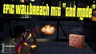 GTA 5 Online | Solo | Epic Wallbreach mit