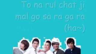 BIGBANG - haru haru [easy-to-read romanized lyrics] ♥
