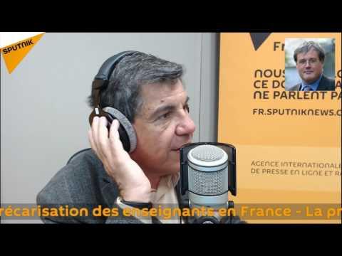 La Précarisation Des Enseignants En France