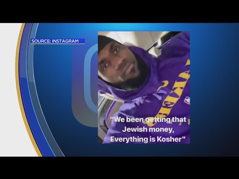LeBron James Apologizes For IG Post With 'Jewish Money' Lyrics