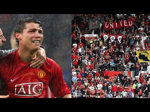 Cristiano Ronaldo - Last match for Manchester United - Fan C7