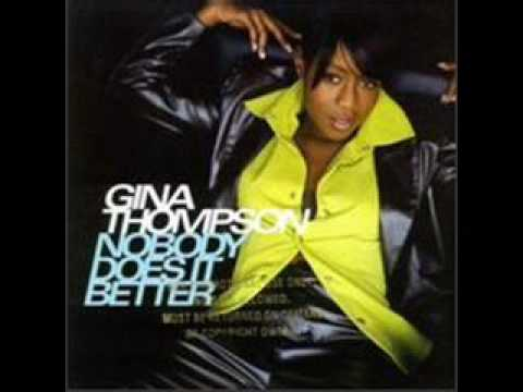 Gina Thompson - Can't help myself
