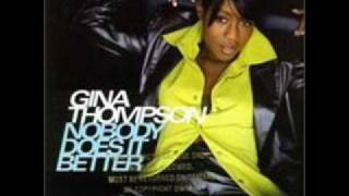 Gina Thompson - Can
