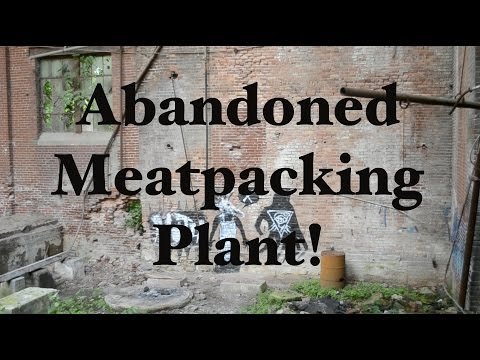 Exploring the Abandoned Meatpacking Plant of East St. Louis  IL.