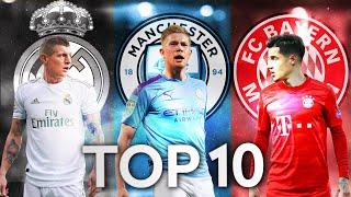 Top 10 Best Football Clubs 2020