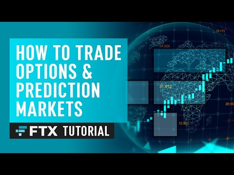How To Trade Bitcoin Options & Prediction Markets - FTX Tutorial