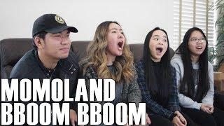 Momoland (모모랜드)- Bboom Bboom (Reaction Video)