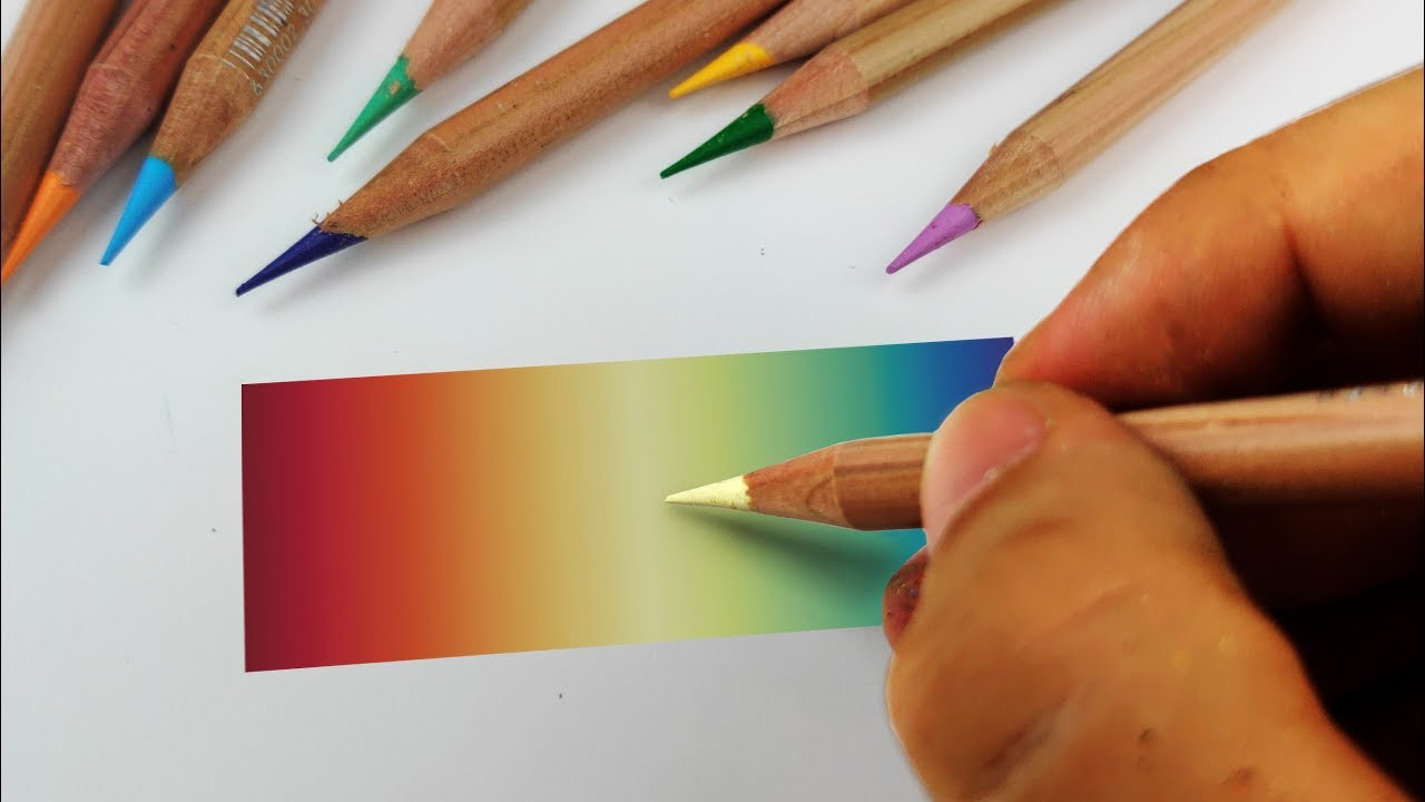 Trying the best Colored PENCILS in the WORLD