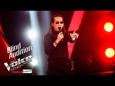อาตั้ม - Play That Funky Music - Blind Auditions - The Voice Senior Thailand - 11 Mar 2019