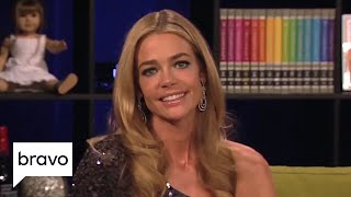 RHOBH: Denise Richards' Best Watch What Happens Live Moments (Season 8, Episode 25) | Bravo