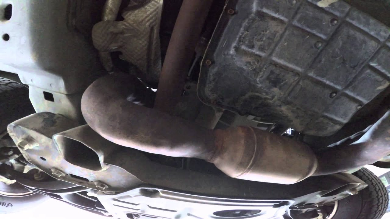 2006 Jeep Grand Cherokee 47l Bad Catalytic Converter Youtube 2005 Oxygen Sensor